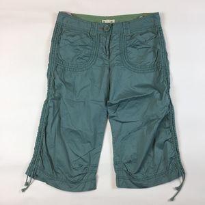 Hei Hei Women's Shorts Rouched Long Small K3-12